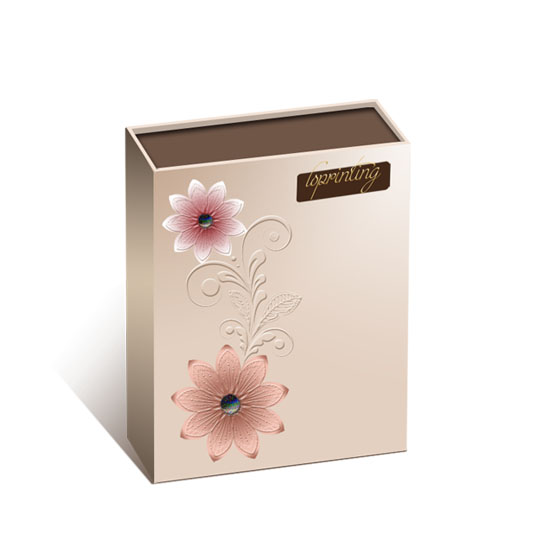 packaging birthday gift paper box