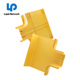 New material PVC ABS made plastic fiber optic cable tray