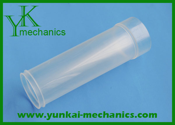 Injection molding silicone rubber