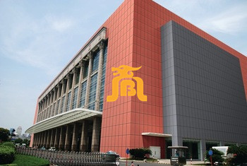 Facade cladding Fireproof colored Fiber cement decorative sheet Exterior wall panelling