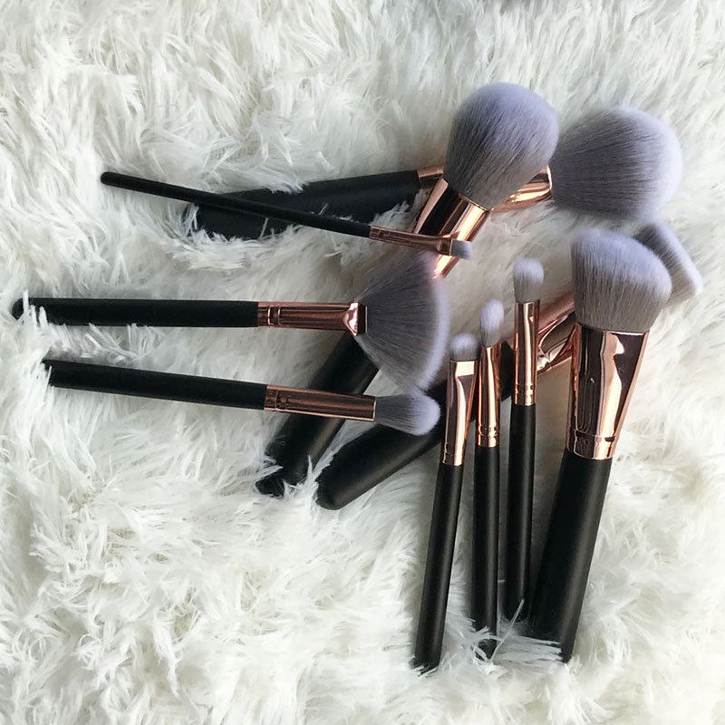 New arrivales high quality eye brushes private label 20pcs magical eye makeup brush set