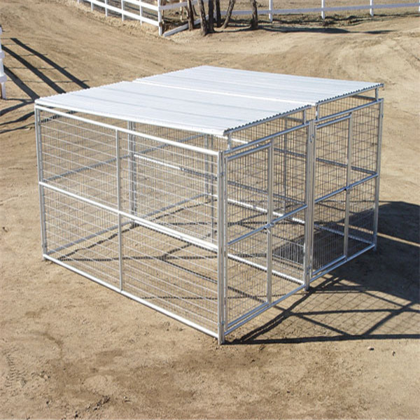 Large Dog Run With Gate Zoo Welded Mesh Panels For Animals