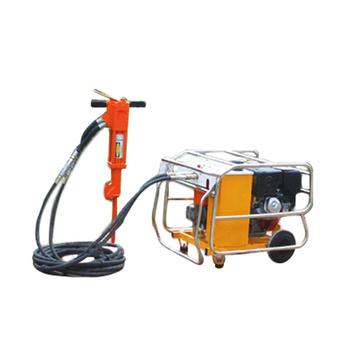 Hydraulic Hammer/rock Breaker Hammer With Gasoline Dual-circuit Hydraulic  Power Station - Buy Industrial Rock Breaker Hammer,Damping Jack