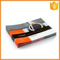 Custom New Catalog Design For Automobile Parts Catalogue Printing