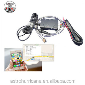 Cars/ Trucks fuel tank measuring device with GSM alarm system