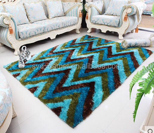 Home use stain proof handmade Carpet and Rugs