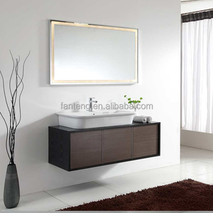 Fair Price High quality cosmetic mirror wall mount bathroom vanity cabinets