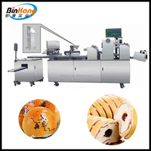 New Style Automatic cake bread jam core filling machine