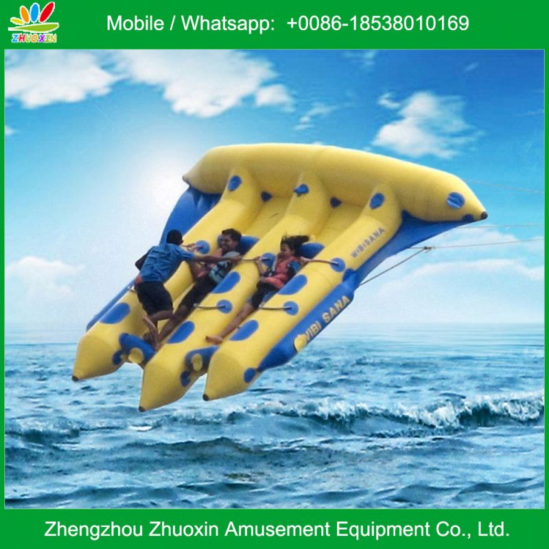 Fabulous Flyingfish tube Inflatable Flying Fish Boat