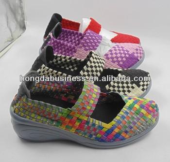 Tacón Elástico Alto Zapatos 2014 Buy Mujeres Tejido De Las Moda 7OwSr7q