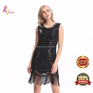 5ad7eb94046 China Gatsby Dress
