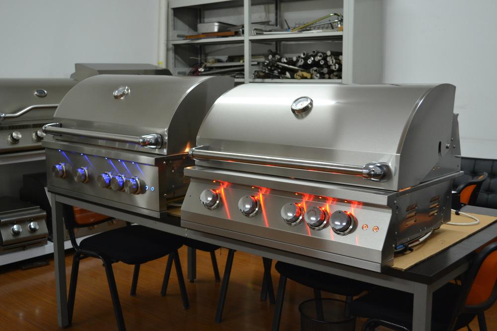 Beliebte Bbq Gas Grill Outdoor Küche Grill Im Freien Gas Grill Mit ...