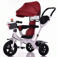 Wholesale high quality best price hot sale child tricycle/kids tricycle baby stroller safety baby bicycle 3 wheels