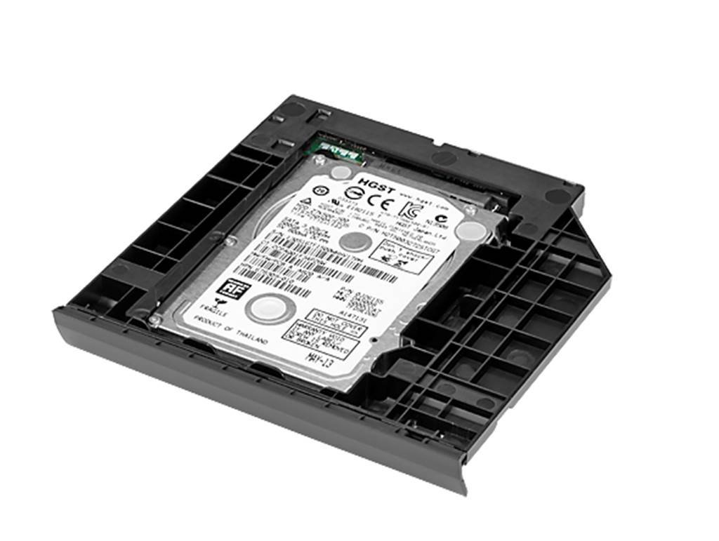HP G1Y56AA Hard drive - Upgrade Bay - 750 GB - SATA 3Gb/s - 7200 rpm - for Stream 7 5700nd, ZBook 15u G2 Mobile Workstation
