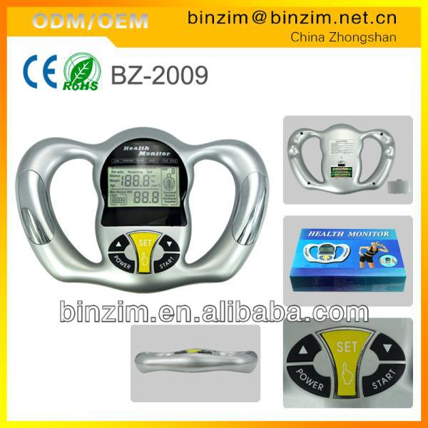 BMI data body fat removal equipment for slim body