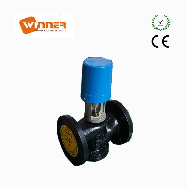 Motorizada o Manual V/álvula motorizada 2 vias 220V valvula esfera bola electrico DN15 DN20 DN25