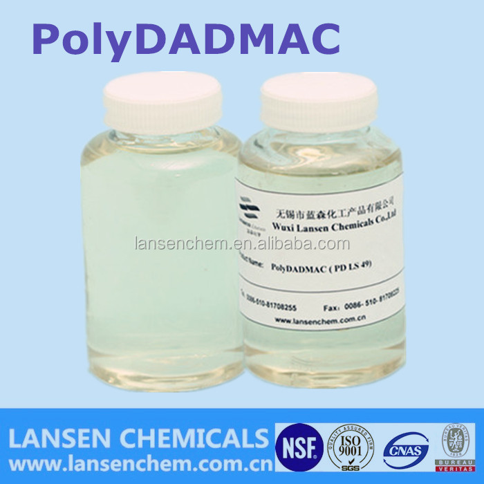 polyDADMAC for textile embossing machine