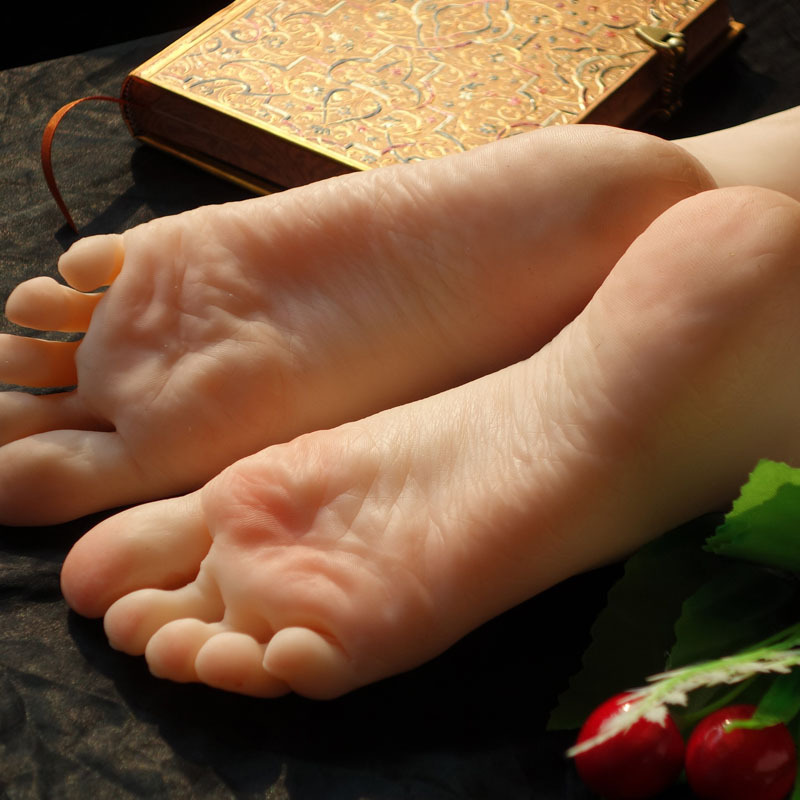 Foot size sex