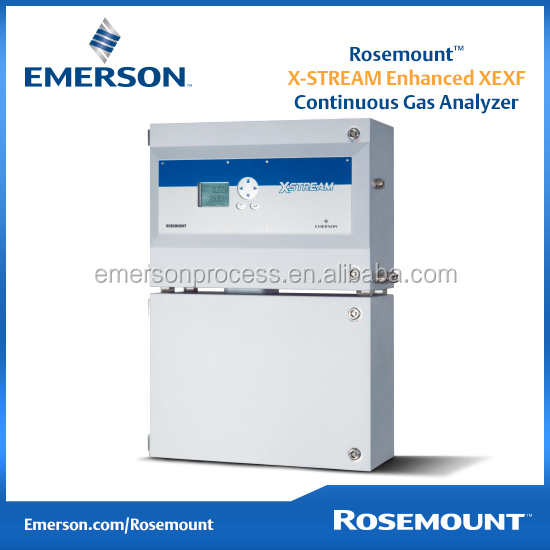 Rosemount Analytical X-STREAM Enhanced Process Gas Analyzer (Model XEXF Field Housing Gas Analyzer)