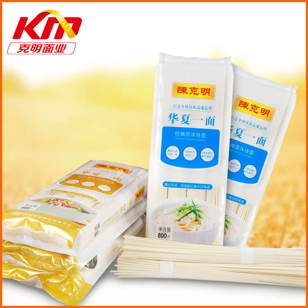Organic Instant Traditional Taste China Noodle with Small Packet