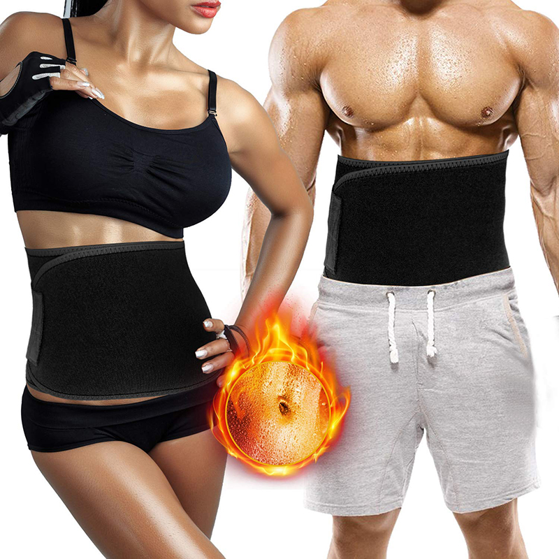 Top quality  custom  adjustable waist trimmer  belt for men and women