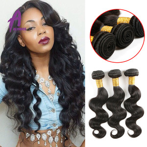 100% Human Hair Weaving Premium Too Weave Hair Wholesale