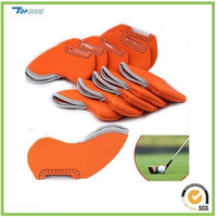 Neoprene Protection Headcover Golf Club Iron Putter Head Cover