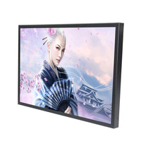 Commercial 47inch advertising display led flashing lcd panel ledvideowall/screen\ splicing wall with 3.5mm bezel