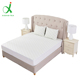 Hypoallergenic Bamboo Fabric Waterproof Mattress Protector for Hotel
