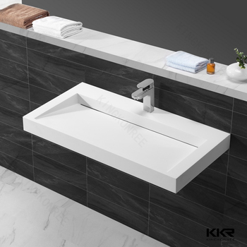hospital sink artificial marble hair wash sink wash basin - Wash Sink