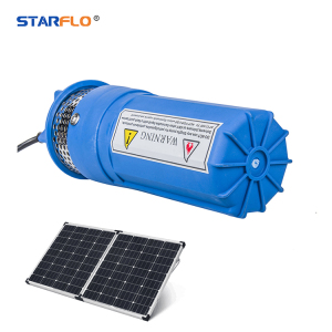 STARFLO SF1240-30 12v 6LPM solar water pump set with solar panel and controller price pakistan