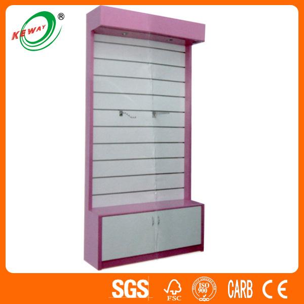 Led Light Mdf Board Optical Shop Decoration Display/shop