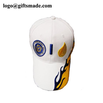 High quality cheap custom embroidered logo 6 panel hat baseball cap