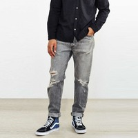 ripped fashion hip hop cool boys biker destroyed jeans