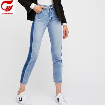 Neue Stilvolle Damen Sexy Engen Jeans Mädchen Jeans Hosen Frauen