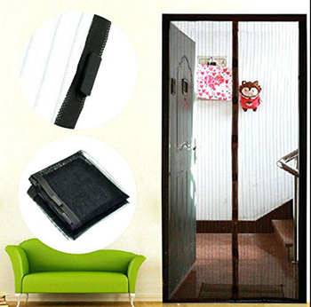 Mosquito Net Curtain Magnets Prevent Insect Door Mesh Screen
