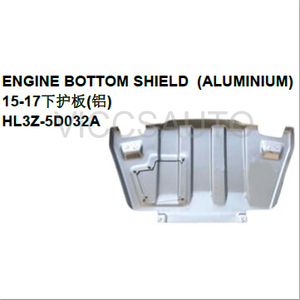 ENGINE BOTTOM SHIELD(ALUMINIUM) For Ford F150 SVT RAPTOR 2017