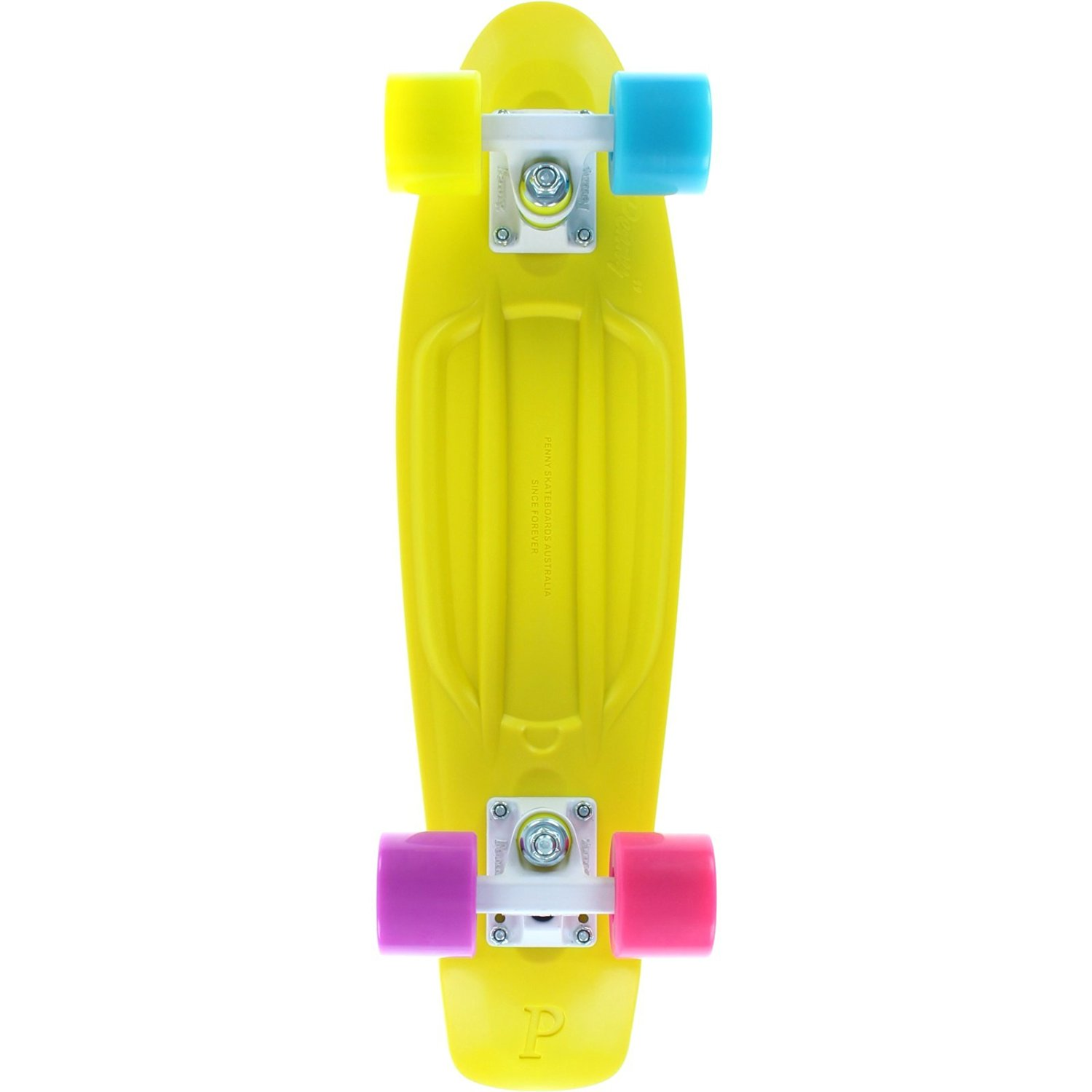 "Penny 22"" in Candy Coated Yellow - Complete Skateboard - 100% Brand New Original!"