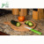 Wholesale High Quality 100% Natural Eco-friendly Bamboo Pizza Cutting Board For Chopping Meat