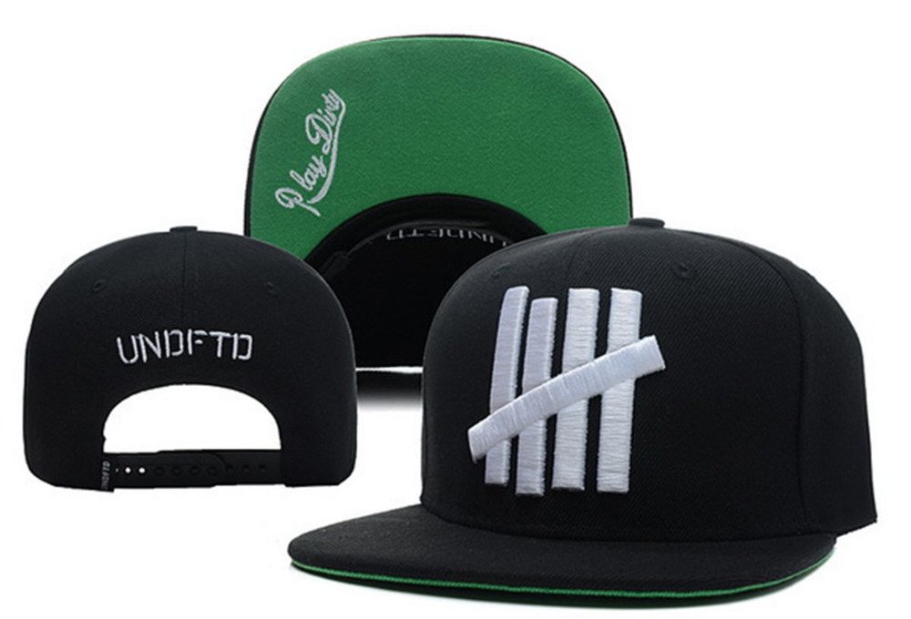 Get Quotations · HOT 2015 Undefeated snapback hats for men  women black  fashion baseball caps casquette bboy hip 9f921ce96