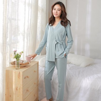 China maternity clothing wholesale high quality fashion maternity pajamas  turkey dcea10702