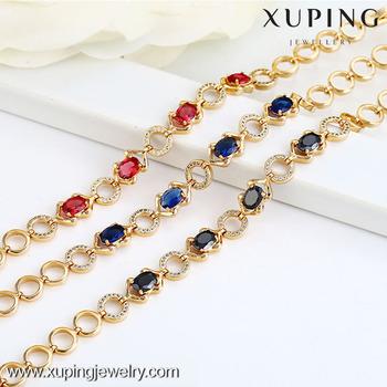xuping Fashion Diamond Hot Jewelry Bracelet Trends 2016