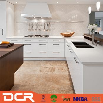 Kitchen Cabinet Doors With White Wood Grain Drawer Slide Roller Display  Cabinet - Buy Kitchen Cabinet Doors With White Wood Grain,Display ...