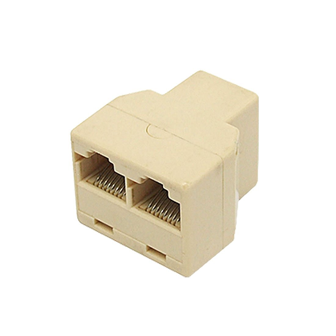 Cheap Rj45 Plug Connections Find Deals On Ethernet Wiring Get Quotations 3 Way Network Cable Splitter Extender Coupler