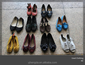 Used Shoes Loafers Pumps Ballet Flats