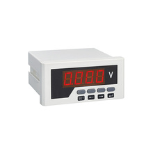 72*72 Volt 500V Digital AM dan Panel Meter Analog