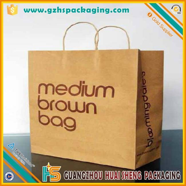 A1 A2 A3 size kraft paper Grocery Bag Envelopes kraft bag