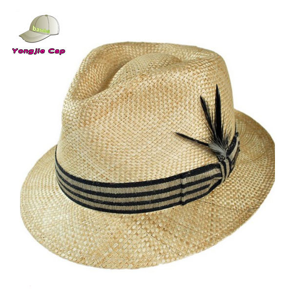 Feather Fedora Hat, Feather Fedora Hat Suppliers and Manufacturers at  Alibaba.com