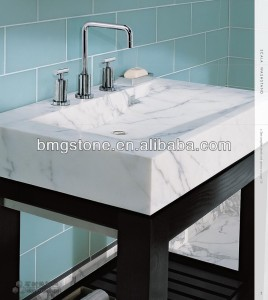 Statuari marble bathroom marble sink fancy wash basin sinks bathroom