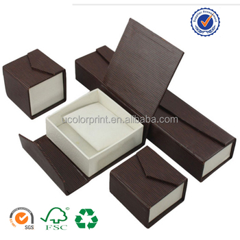 Professional Jewelry Set Box Manufacturer Custom Design Jewelry Box